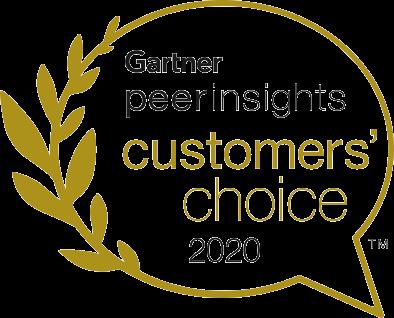 Gartner Peer Insights Customers Choice